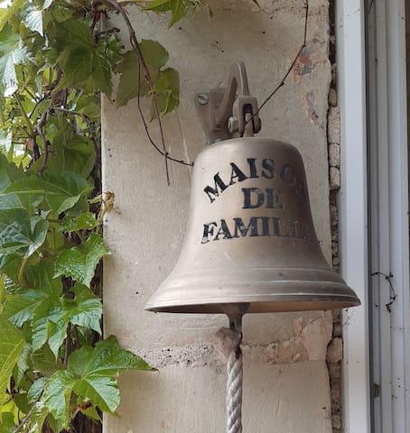 Saint-Martin-la-Pallu的民宿