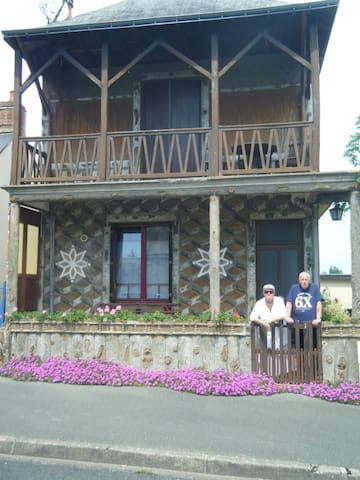 Le Grand-Lucé的民宿