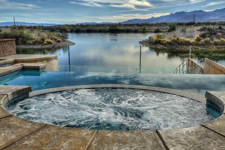 Luxury Riverfront Rental
