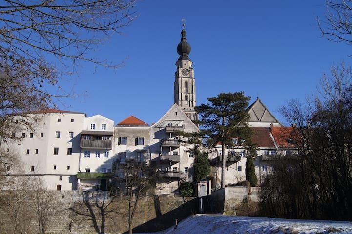 Braunau am Inn的民宿