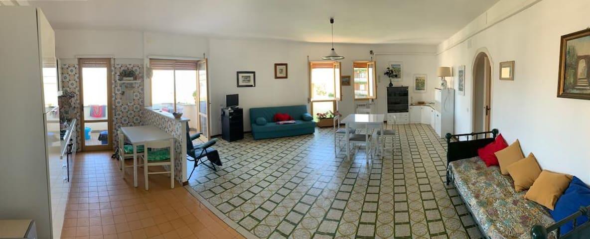 Santa Marinella的民宿