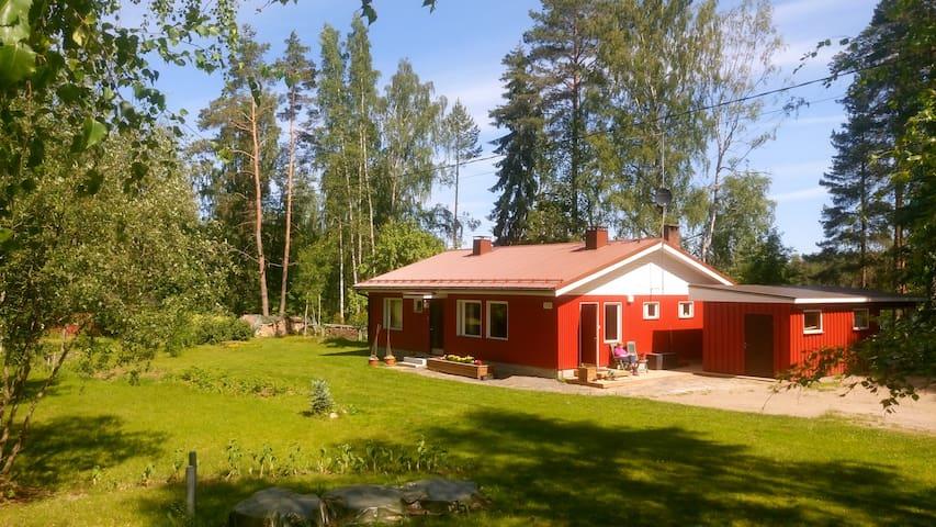 Hämeenlinna的民宿