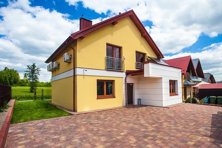 Wieliczka的民宿