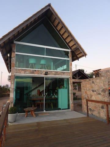 Chalé Haus na Vila Holandesa