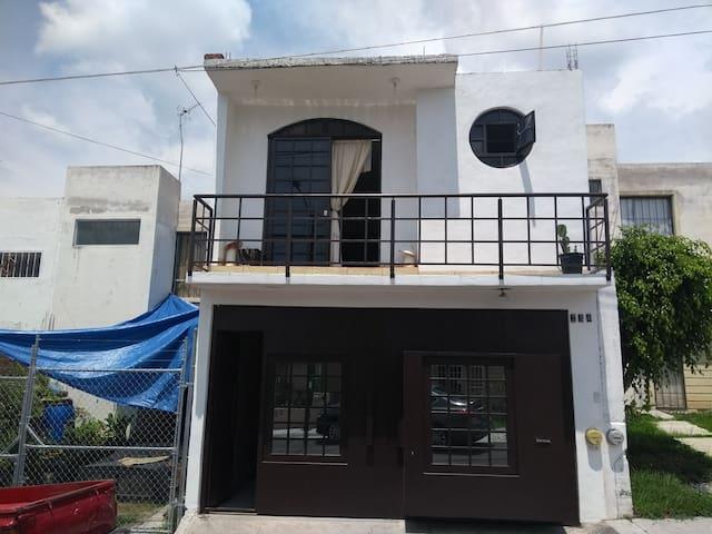 Casa para visitar Michoacán