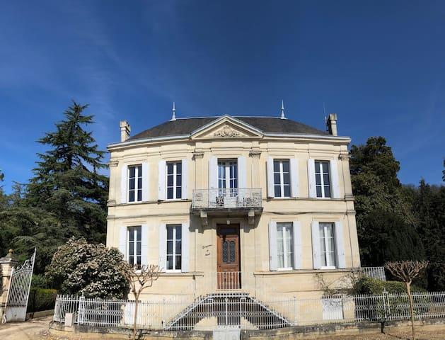 La Villa du Château Belloy - Chambre Marine