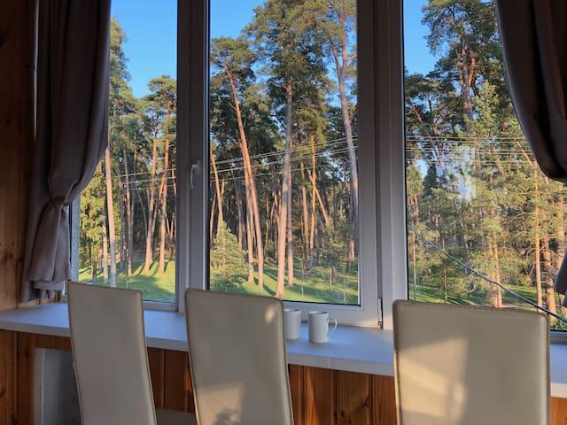 Park Apartment in Kulautuva