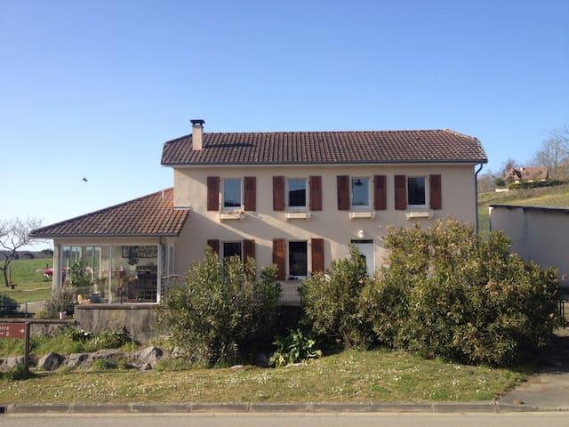 Larreule的民宿