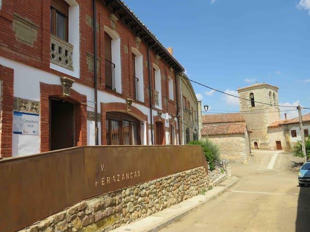 Cervera de Pisuerga的民宿