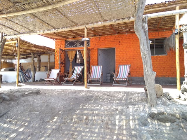Puemape的民宿