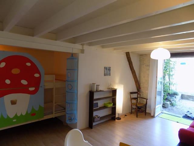Porte-du-Quercy的民宿