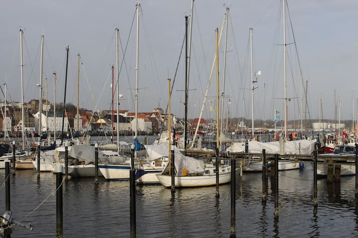 Holiday apartment in the centre of Flensburg