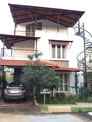 班加罗尔的民宿