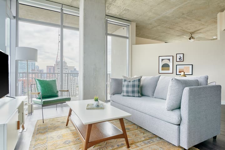 Sonder   Great for Remote Work   2BR + Balcony