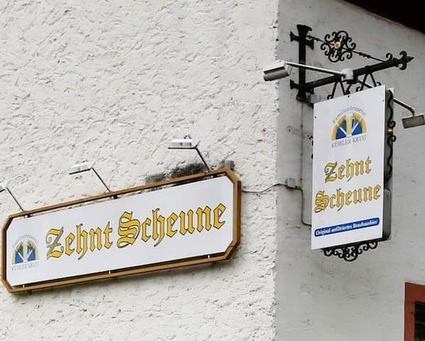 Walzbachtal的民宿
