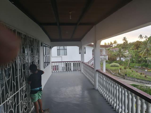 苏瓦(Suva)的民宿