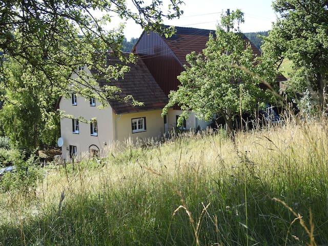 Bonndorf im Schwarzwald的民宿
