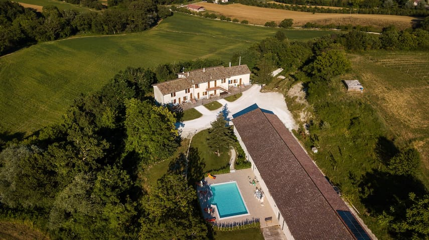 Sassoferrato的民宿