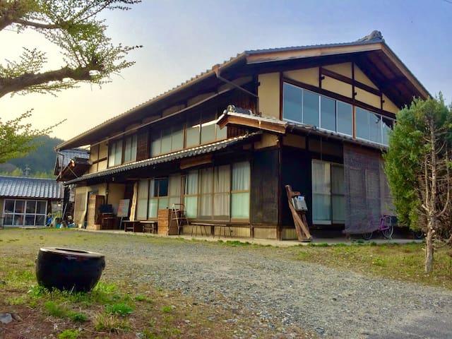 Nakatsugawa-shi的民宿
