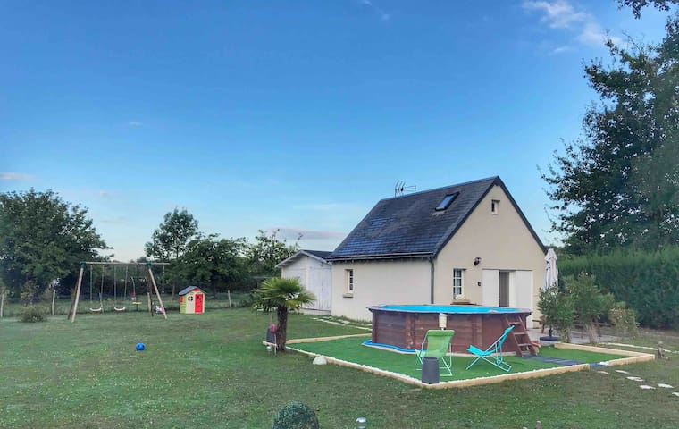 Coteaux-sur-Loire的民宿