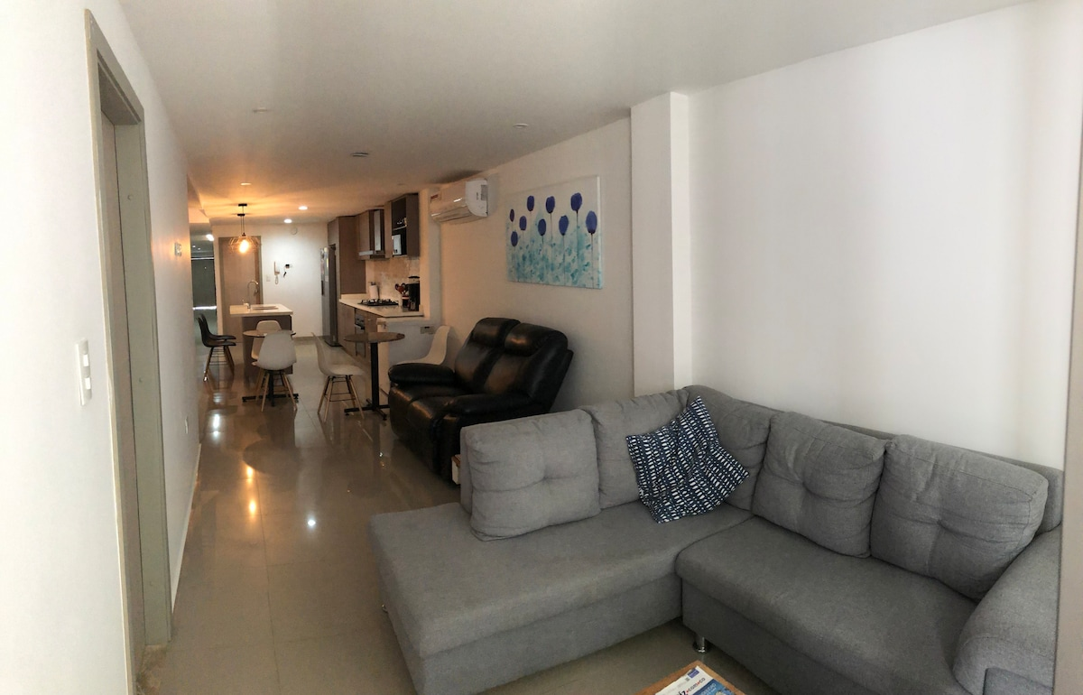 Habitación Ventilador TVCable, Wifi, Baño, Netflix
