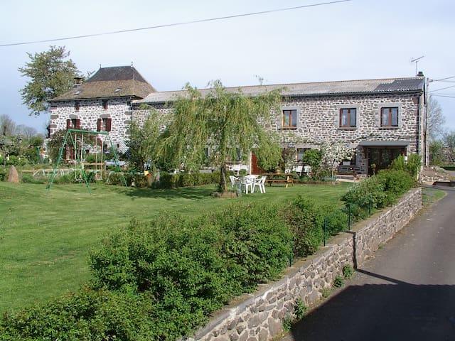 Oradour的民宿