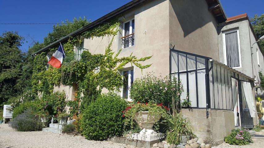 Pontailler-sur-Saône的民宿