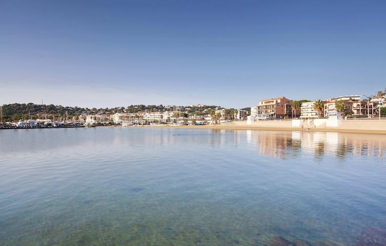 Cavalaire-sur-Mer的民宿