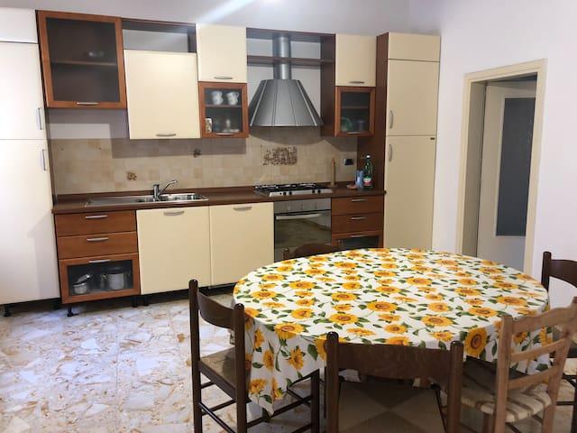 Sessano del Molise的民宿