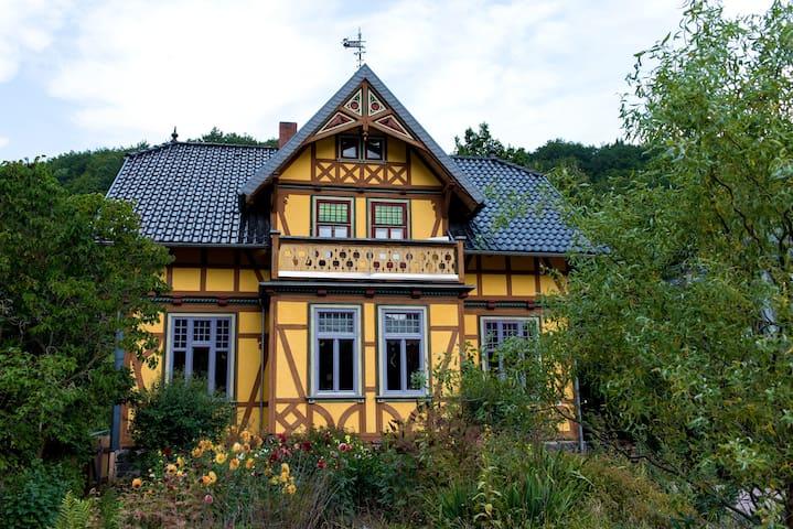 Gräfenroda的民宿