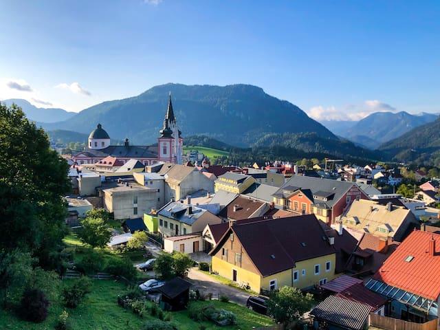 Mariazell的民宿