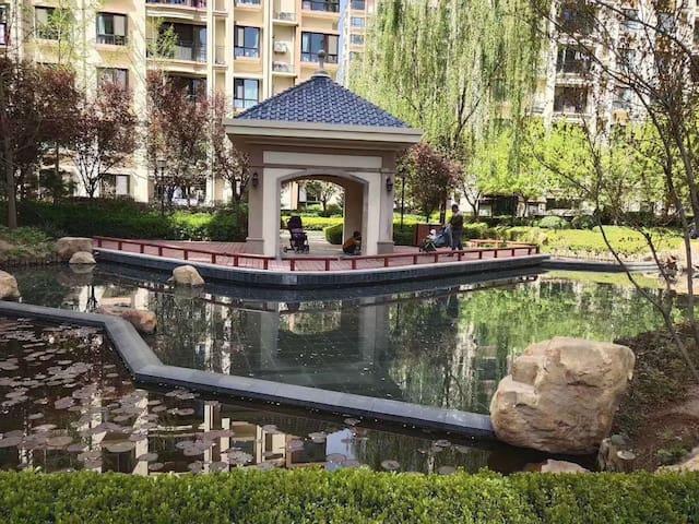 Tianshui Shi的民宿