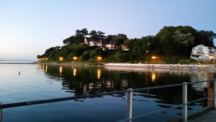 Glücksburg (Ostsee)的民宿