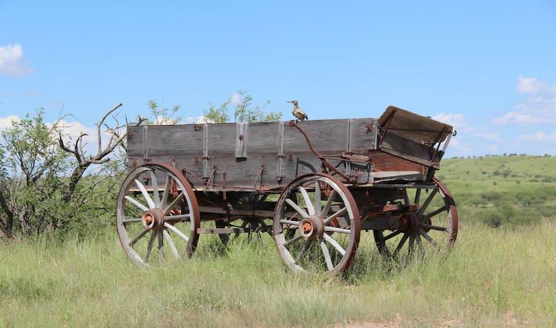 Gallo Libre   Ranch House in Arivaca, AZ