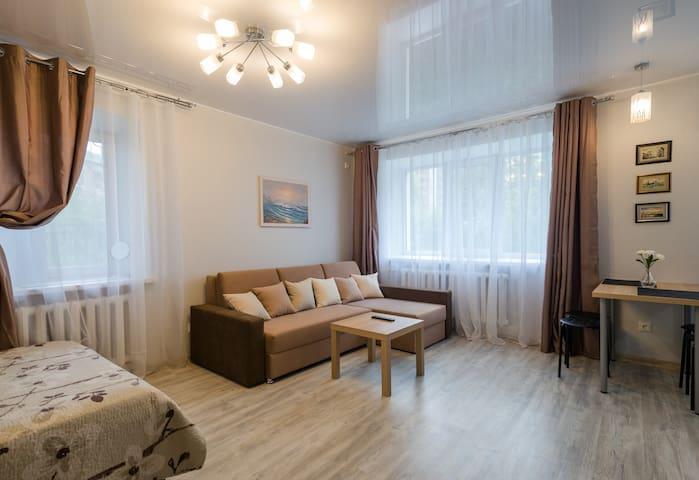 Квартира у стен Кремля