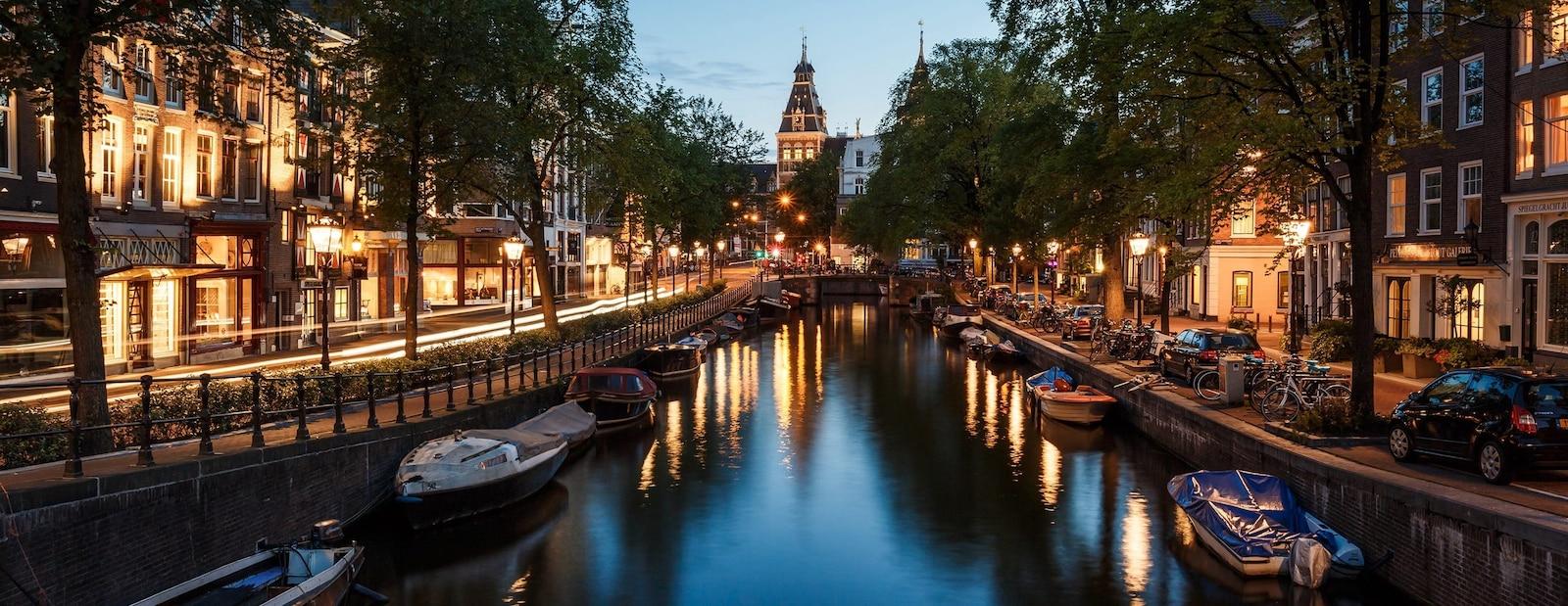 阿姆斯特丹的度假屋