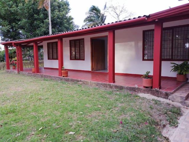 Timbío的民宿