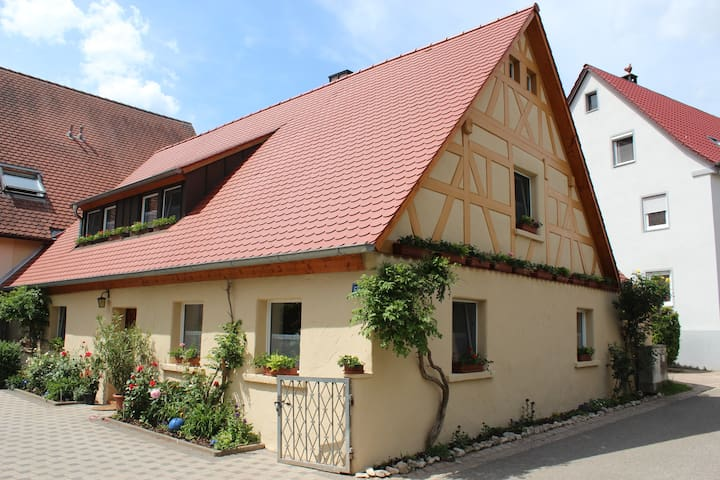 Absberg的民宿