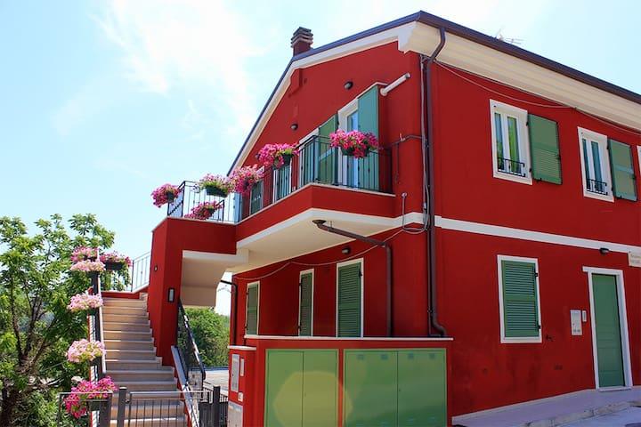Borgaccio的民宿