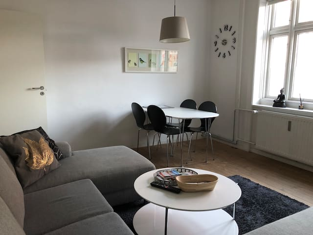 Cozy apartment with great access to the city!