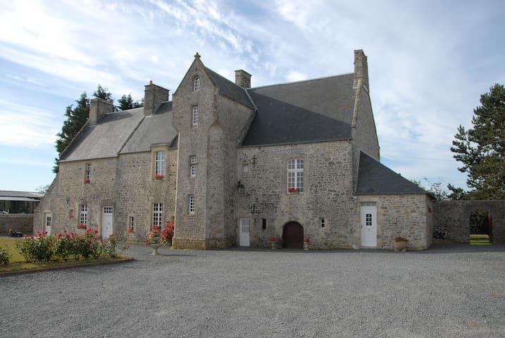 Englesqueville-la-Percée的民宿