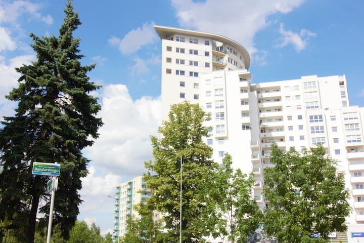 什切青(Szczecin)的民宿