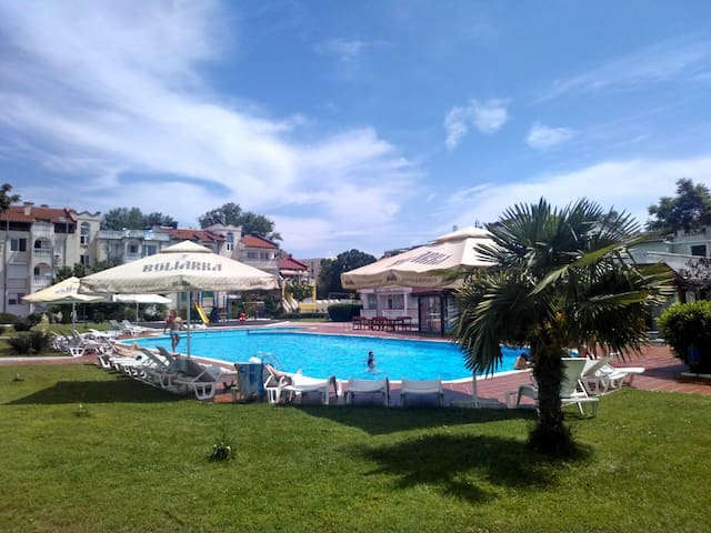 Apartment for 2 people, Home George, Sunny Beach