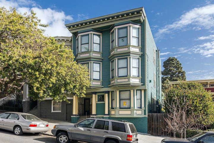 Gorgeous Dolores Garden Apartment