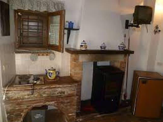 Castell'azzara的民宿