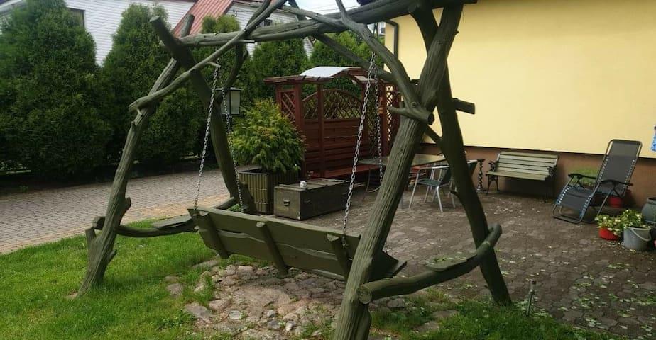 Augustów的民宿