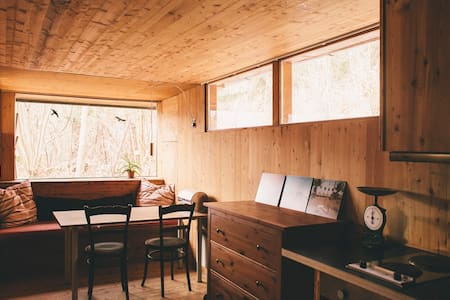 Cosy Wood Cabin in Innsbruck Woods