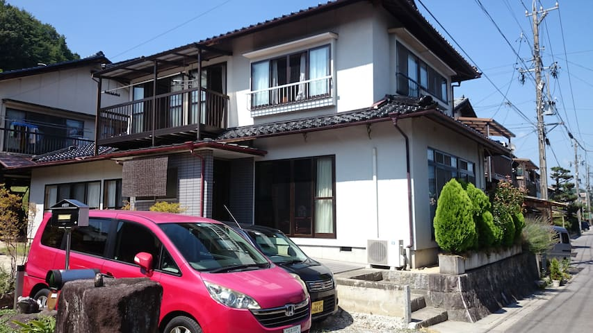 Achi-mura, Shimoina-gun的民宿