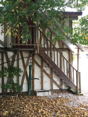 Le Chêne的民宿