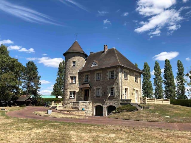 Heudebouville的民宿